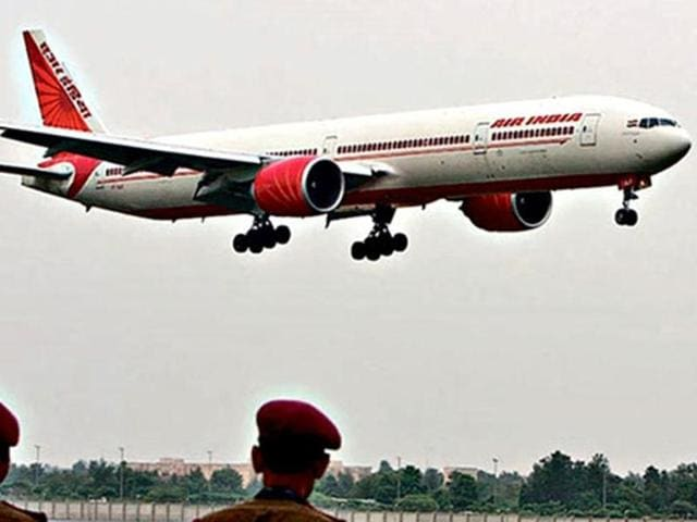 According to the woman's complaint, in November, 2012, she was onboard a flight from Mumbai to Delhi as cabin crew and a passenger complained that he was uncomfortable due to the way accused, a co-passenger, was sitting.
