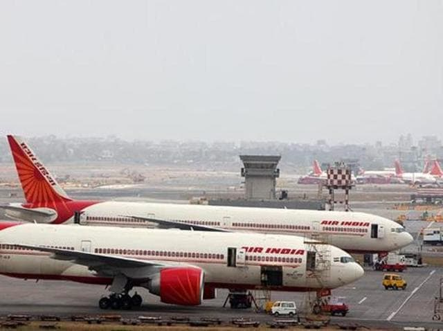 "The national carrier on Saturday barred 14 Indian students from boarding its flight to San Francisco so they are not ""inconvenienced"" after being told by the US authorities that the two universities to which they had secured admission were under ""scrutiny""."
