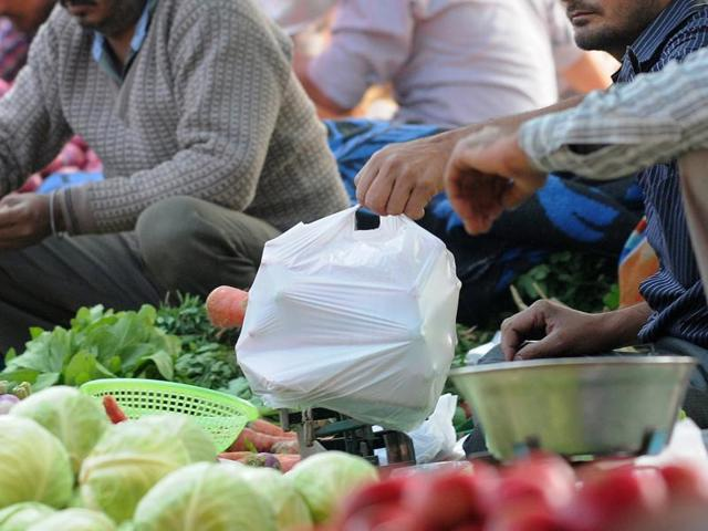 The National Green Tribunal in the beginning of this month had ordered the UT administration to issue Rs 5,000 challan to people found using polythene bags in Chandigarh.