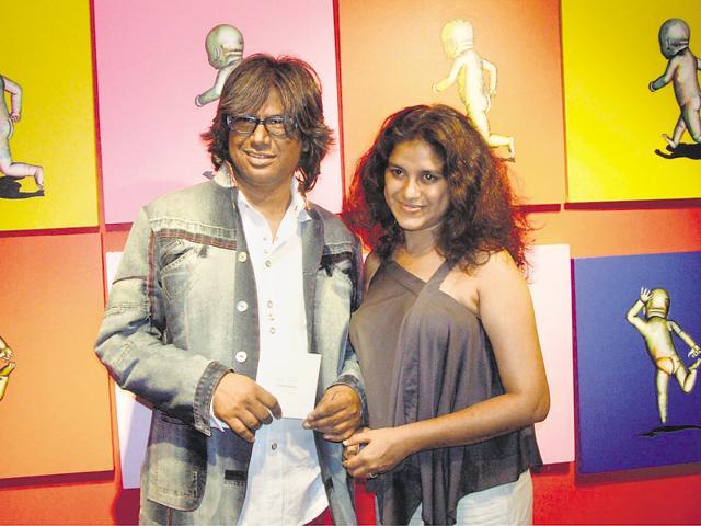 Hema and Chintan Upadhyay had filed for divorce in 2010, and Haresh Bhambani was her lawyer.