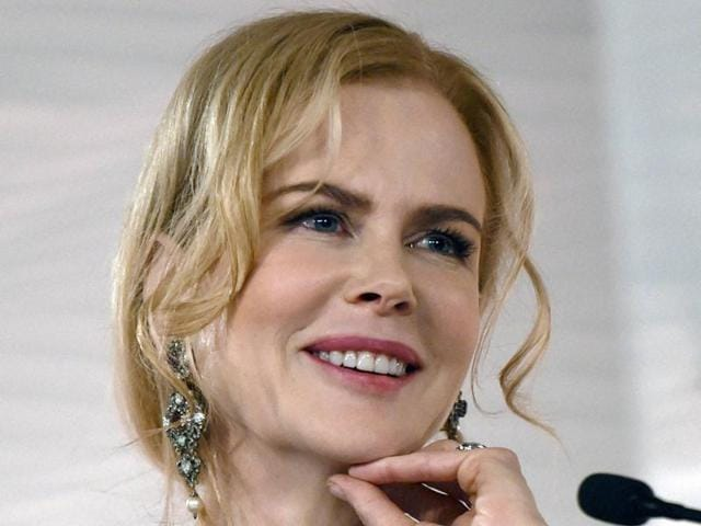Nicole Kidman has passed over DC's Wonder Woman.