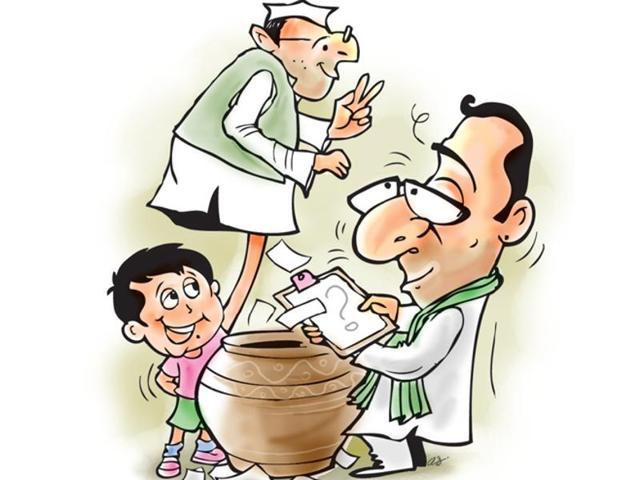Pachayats,Gujarat,Children