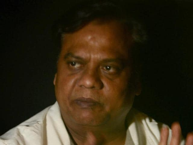 The special Maharashtra Control of Organised Crime Act court in Mumbai directed Delhi's Tihar jail officials to ensure that gangster Chhota Rajan is present in the court on January 7.(AFP File Photo)