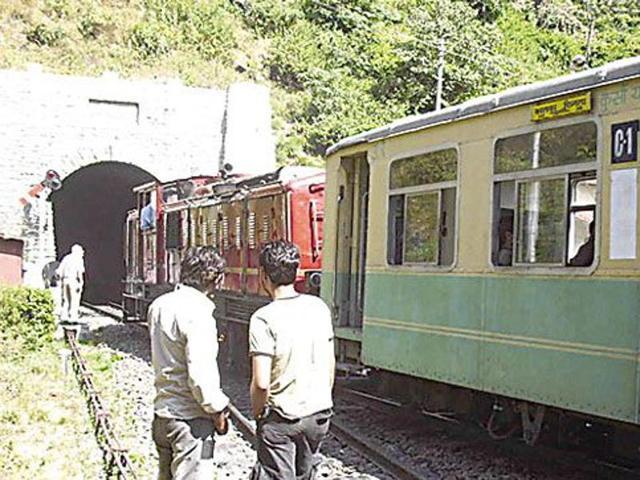 Kalka Shatabdi Express