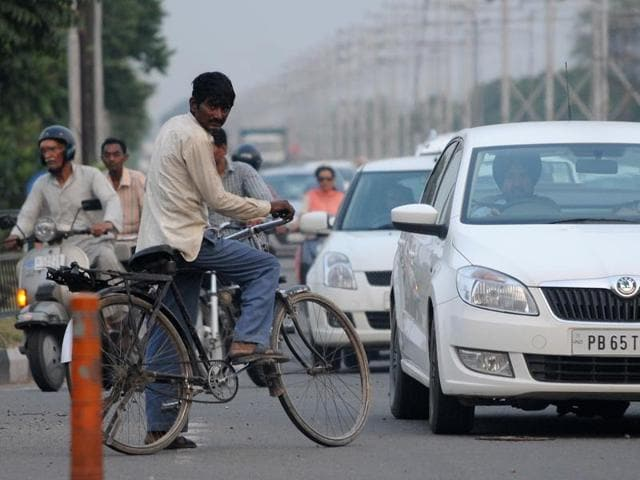 Those violating norms would be fined up to Rs 300 for the first time, Rs 400 for the second violation and  Rs 500, if caught, for the third time.