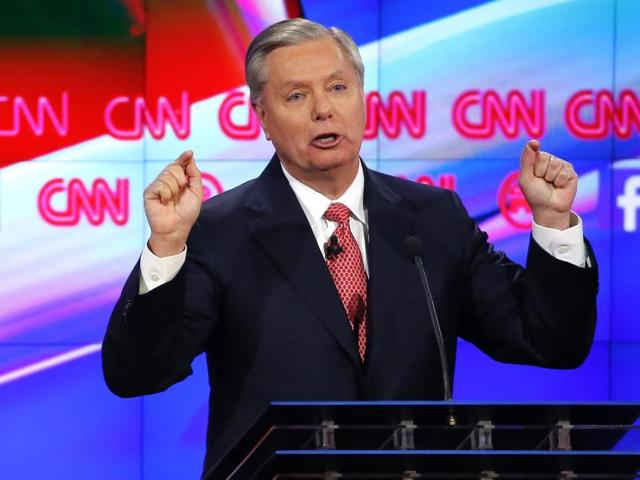 Senator Lindsey Graham,Graham drops out,2016 American elections