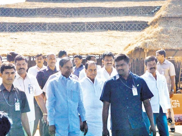 Telangana,K Chandrasekhar Rao,Statehood