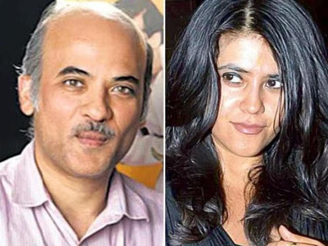 Sooraj Barjatya plans to take legal action against producer Ekta Kapoor for references to his films and his name in her latest venture Kyaa Kool Hain Hum 3.