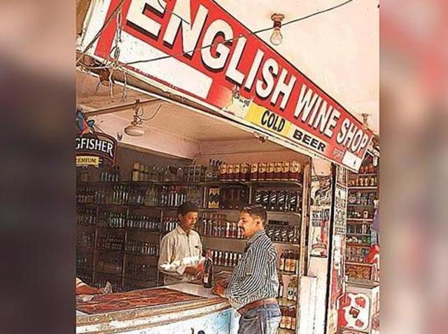 The controversy over liquor business links has snowballed into a major one as the Congress on Wednesday ridiculed Aam Aadmi Party spokesperson Himmat Singh Shergill.