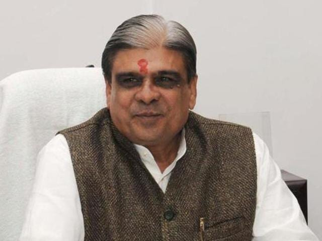 Minister of state for home Haribhai Parathibhai Chaudhary said the home ministry has constituted a Special Investigation Team to re-investigate serious criminal cases which were filed in the National Capital Territory of Delhi in connection with the 1984 riots and have since been closed.