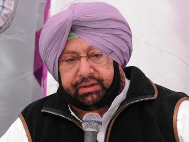"""Amarinder's statement reads, """"The Punjab Congress chief condemns yet another extra tax imposed by the bankrupt Punjab government on the people."""""""