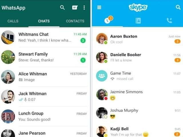 The new messaging app from Google will enable users to text friends or a chatbot, which will search the web and other sources for information to answer a question