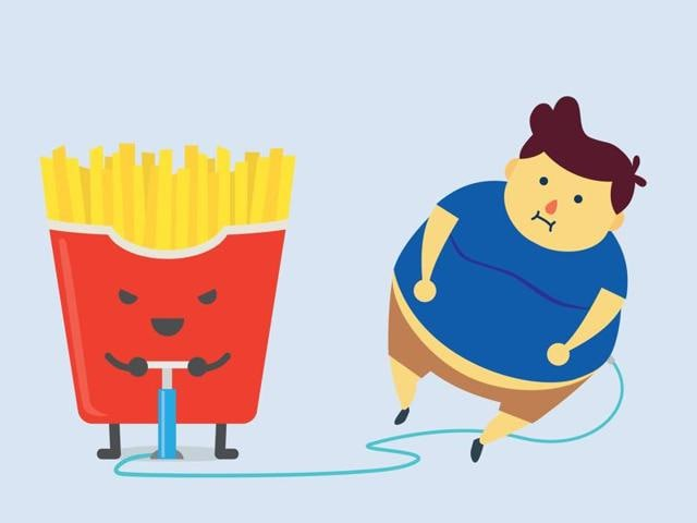 Obese,Obesity,Children