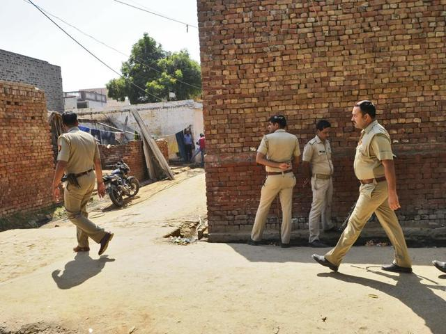 A mob had lynched 55-year-old Mohammad Ikhlaq and seriously injured his son Danish on September 28 in the Uttar Pradesh village over rumours that they had slaughtered a cow.