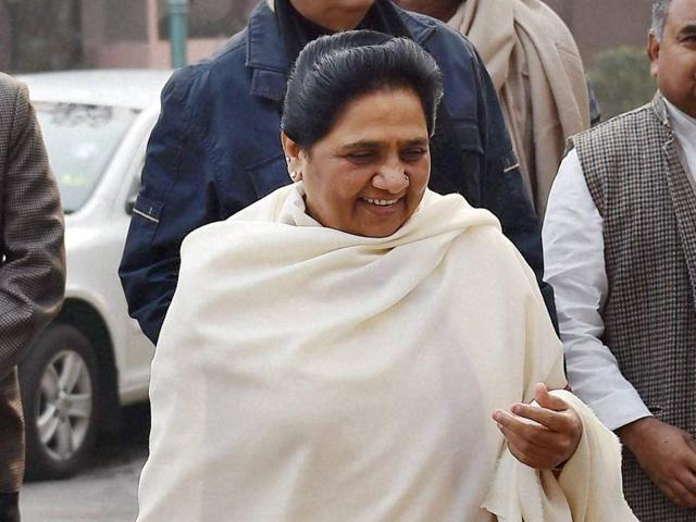 If anything happens in Ayodhya (that violates) the order of the Supreme Court, then the government will be held responsible for this, BSP chief Mayawati said.