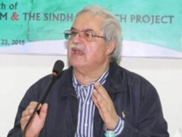 Hameed Haroon,Dawood Ibrahim,Dawood visits Pakistan