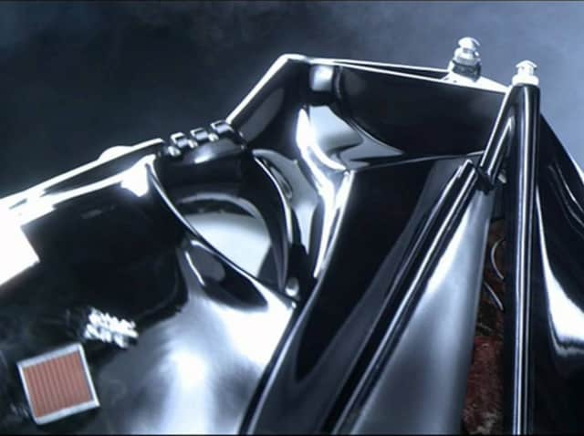 Rise, Lord Vader.