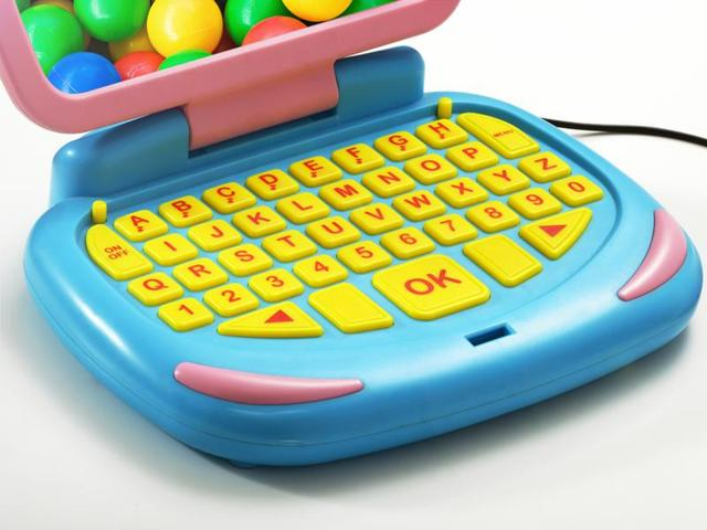 In a new study, electronic toys for infants that produce lights, words and songs were found to be associated with decreased quantity and quality of language compared to playing with books or traditional toys.