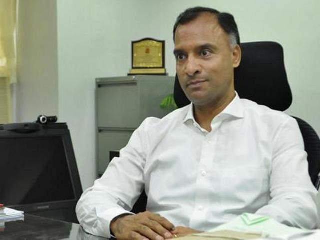 Pending salary,UT adviser,Vijay Dev