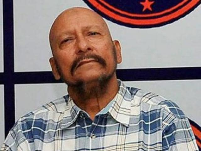 A file photo of former Indian wicket-keeper Syed Kirmani.
