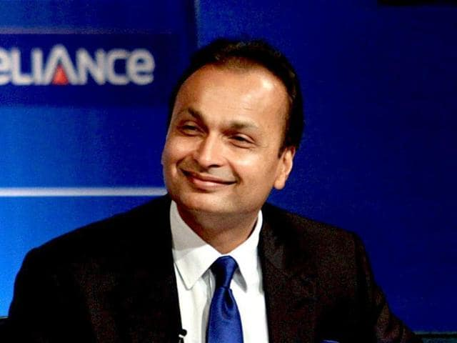 Anil Ambani's Reliance Defence signed a manufacturing and maintenance deal worth $6 billion with Russian firm Almaz-Antey, the maker of an air defence system.(File Photo)