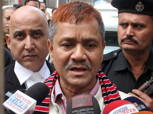 After receiving bail on Wednesday in the last of the four cases against him, ULFA general secretary Anup Chetia said that he was in favour the ongoing peace talks between the central government and ULFA for restoring peace in Assam.