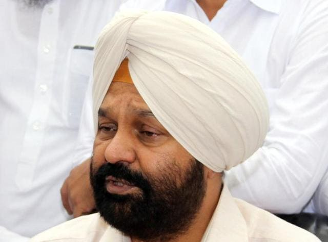 Deep Bus Service owner SAD leader Hardeep Singh Dhillon(Dimpy).