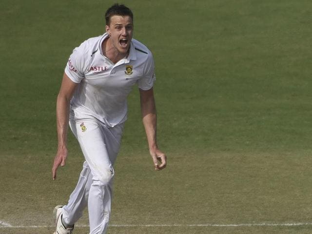 After spearheading South Africa's pace attack in India in the absence of Dale Steyn and Vernon Philander due to injury, Morne Morkel will be happy to have the world's best bowler fit and raring to go.
