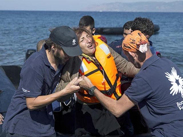 Migrants drown in Aegean sea,Migrant crisis,Europe migrations