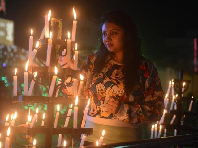 The intolerance we saw last Christmas, with attacks on churches and assaults on minorties, has diminished over the year. It's a merrier Christmas in India this time but we cannot rest easy just yet.