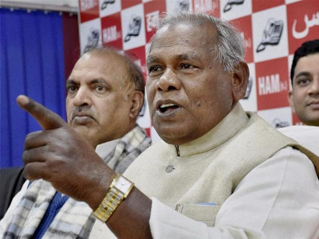 Former Bihar CM and HAM(S) chief Jitan Ram Manjhi's grandson Vikki Manjhi and his father Yogendra Manjhi were arrested and charged with the murder of Vikki's wife Soni Devi, 25, on last Saturday.