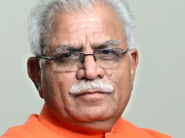 ML Khattar,Haryana,unwell