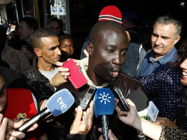 African migrants,Spanish Lottery,Senegal