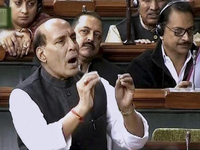 Are Rajnath Singh's words a signal that the government will reinterpret 'secularism'?