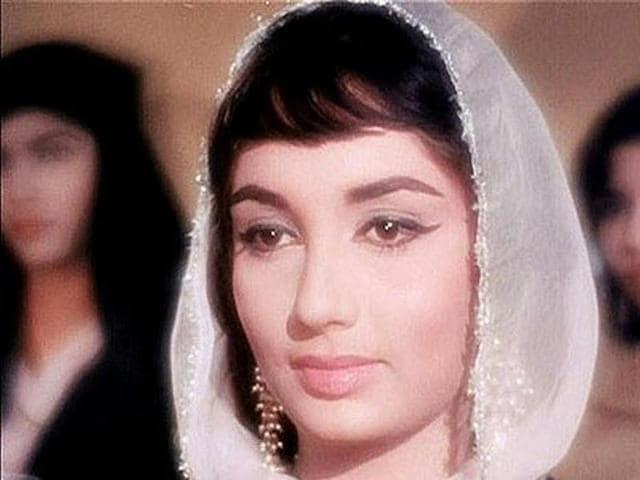 Sadhana directed a film called Geeta Mera Naam in 1973. (YouTube)