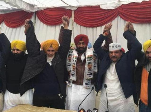 Sukhpal Khaira,Aam Aadmi Party,Khaira AAP