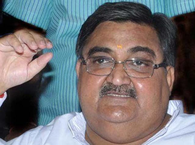 Karnal MP Ashwini Kumar Chopra.