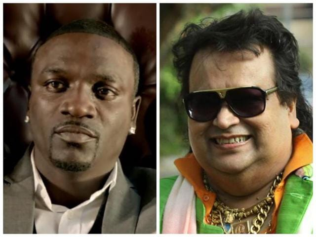 Bappi Lahiri and Akon will collaborate next year.