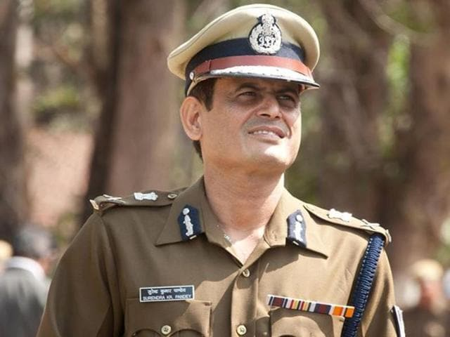 IPS officer dies in Bhopal,SK Pandey,additional director general of home guards