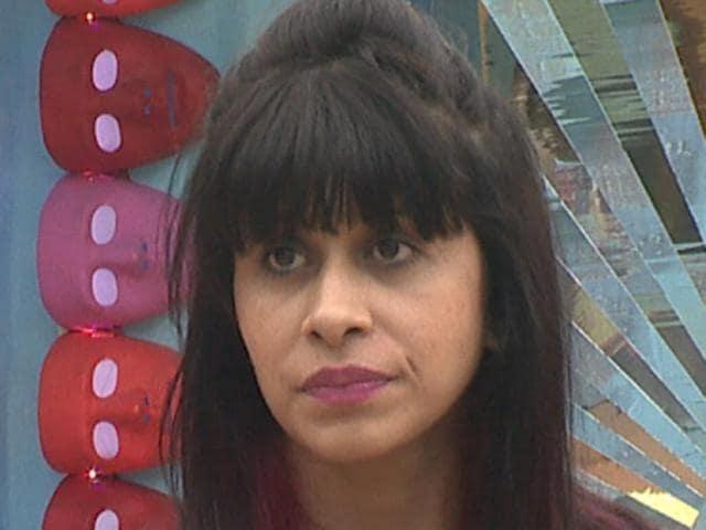 Mandana Karimi,Kishwar Merchant,Bigg Boss 9