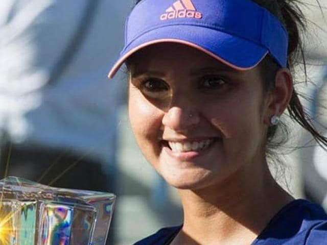 Top sports stories 2015,Year in Review 2015,Sania Mirza