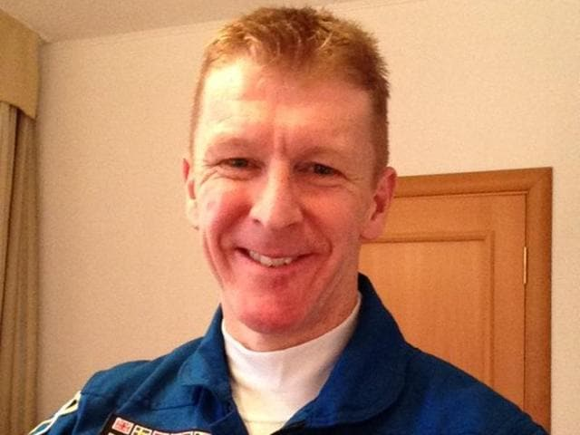 Peake, who will spend six months on the ISS, took to Twitter to apologise shortly after the gaffe on Friday.