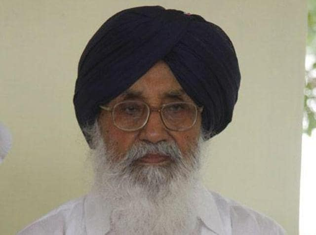 Chief minister Parkash Singh Badal on Friday said the state government is committed to dealing with incidents of law and order in the state firmly.