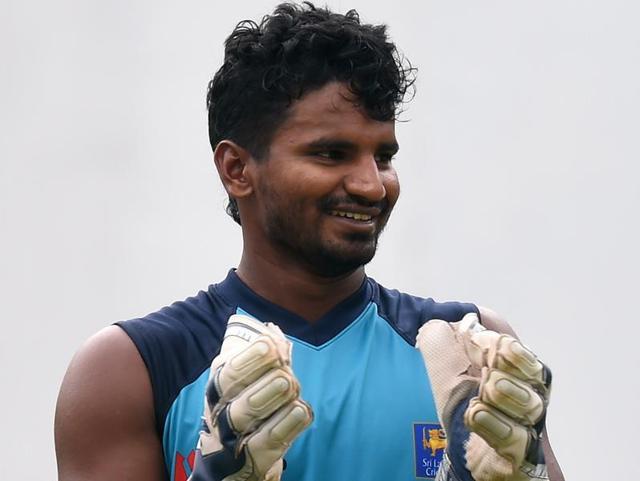 A file photo of Sri Lankan wicketkeeper-batsman Kusal Perera.