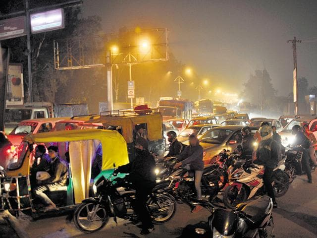 Ghaziabad,Delhi,commuting