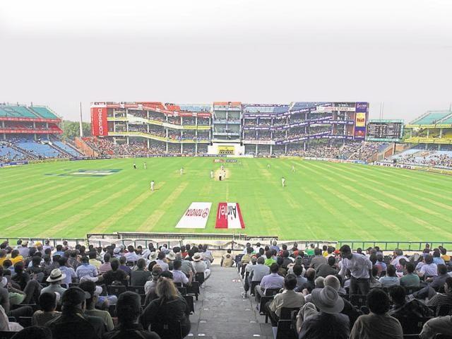 Delhi's Feroz Shah Kotla ground is scheduled to host 10 World T20 games.(Virendra Singh Gosain/HT Photo)