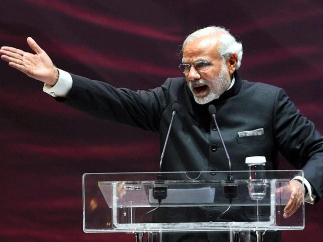 Prime Minister Narendra Modi's remarks came to a gathering of about 3,000 against the backdrop of the NDA government's attack on the Opposition for stalling the crucial reforms legislations like the GST during the just concluded Parliament session.