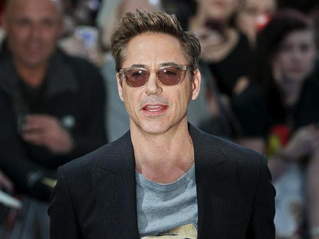 A file picture of Robert Downey Jr. California governor Jerry Brown on Thursday pardoned Downey for drug and weapon offences from the 1990's, following a request for clemency.