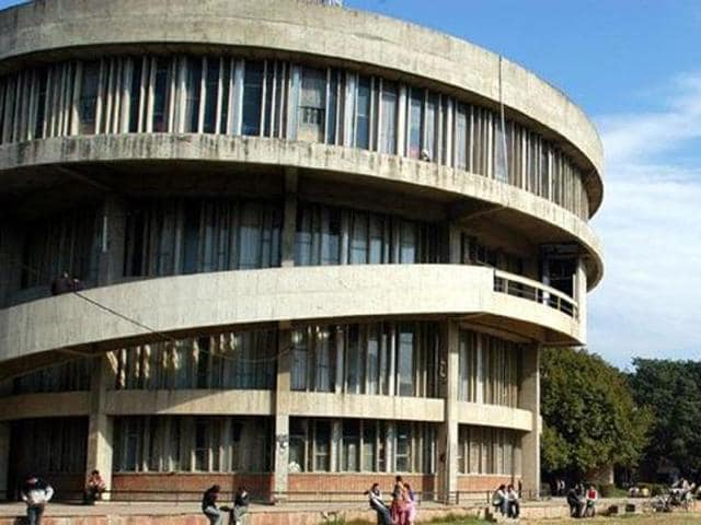 Examination supervisors have not received the advance payment from Panjab University to date(HT file photo)