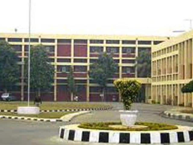 Punjab Agricultural University,Ludhiana,All India Institute of Medical Science